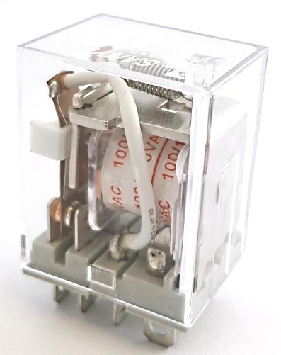 10A 250VAC Miniature Power Relay Sanyou SME-2110AT1