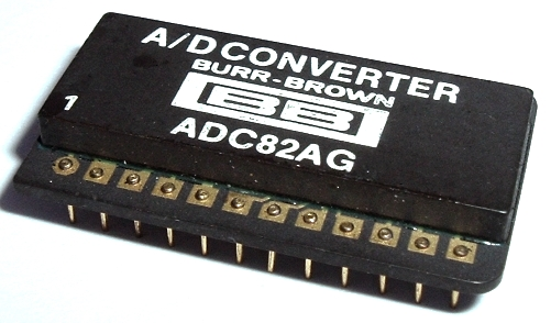 ADC82AG Analog to Digital A-D Converter IC High Speed Burr Brown
