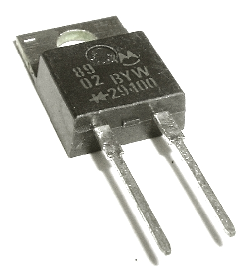 BYW29-100 8A 100V General Purpose Rectifier Diode Motorola
