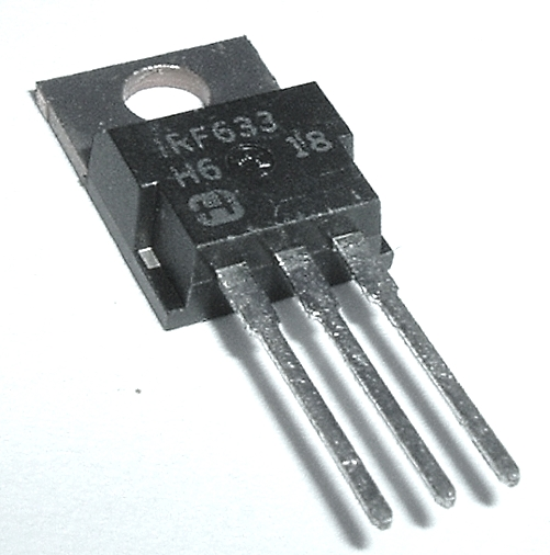IRF633 8A 150V N-Channel Silicon-Gate MosFET Transistor Harris