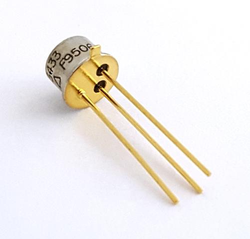 2N5433 25V 100mA 300mW N-Channel J-Fet Transistor Siliconix