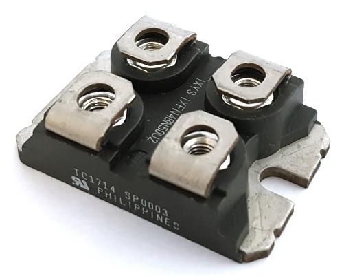 IXFN48N50U2 48A 500V N-Channel MosFET Transistor IXYS Corp.