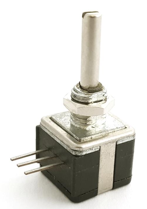 2.5K ohm 1W Linear Potentiometer Spectrol 149-8-08-252 NTE 502-0007