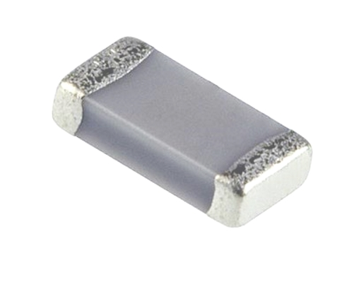 100pF 25V 1206 NP0 Multilayer Chip Capacitor AVX 12063A101JAT2A