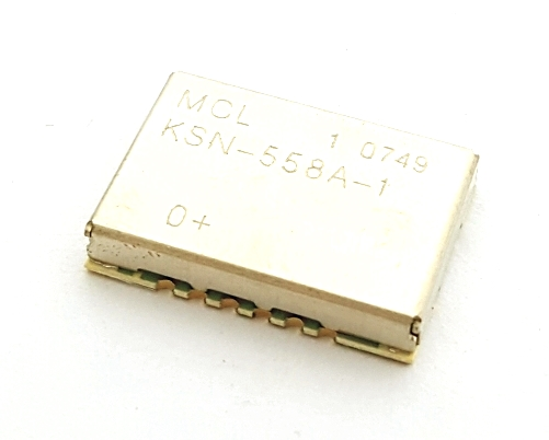 KSN-558A-1+ Frequency Synthesizer 5V 35mA Mini Circuits