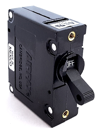 UPG2-8551-4 Hydraulic Magnetic Circuit Breaker 15A 65V Airpax