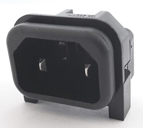 GSP2.9110.13 GSP2 10A Power Entry Receptacle Module Schurter®