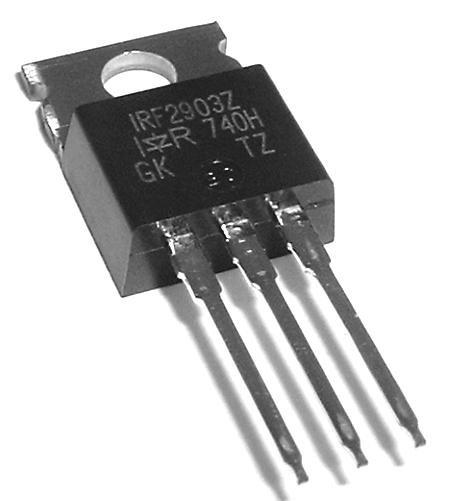 IRF2903Z 75A 30V HEXFET® Power MosFET International Rectifier®