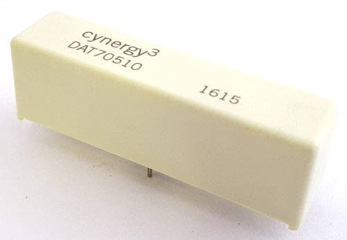 2.0A 5.0V Reed Relay SPST N.O. PCB Mount Cynergy-3® DAT70510