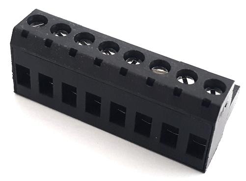 8 Position 16A 300V Terminal Block Connector Riacon® 31349108