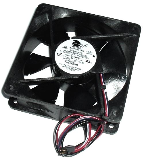 24V 0.29A DC Tubeaxial Cooling Fan Muffin® XP Comair-Rotron® MS24B6QDNX