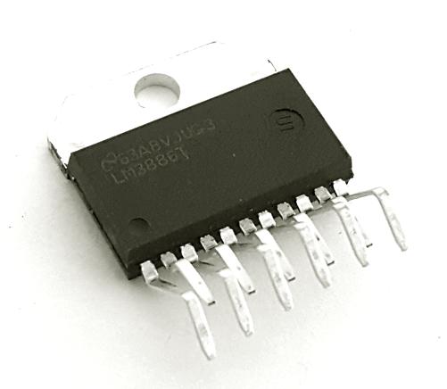LM3886TF / NOPBオーディオパワーアンプIC NationalSemiconductor®