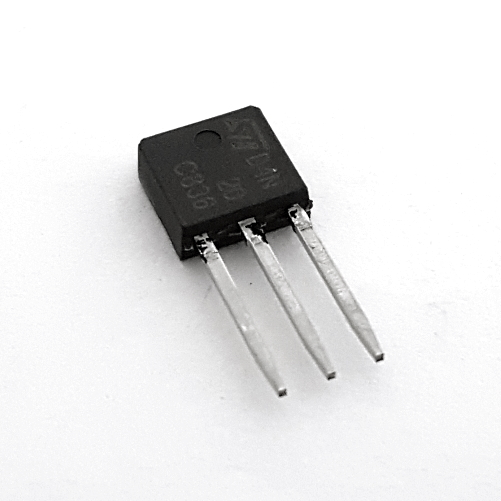 STD4N20 4A 200V 1.2 Ohm N-Channel MosFET Transistor STMicroelectronics®