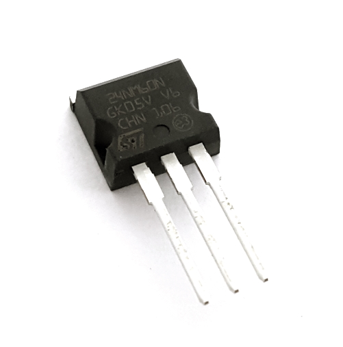 STI24NM60N 17A 600V N-Channel Power MosFET Transistor STMicroelectronics®