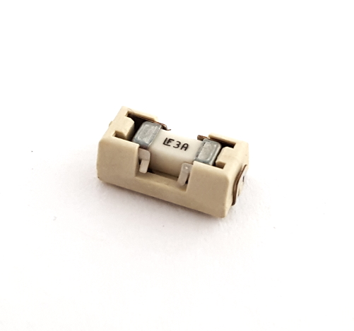 0154003.DR 3A Fast Acting Fuse and Holder Assembly SMT Littelfuse®