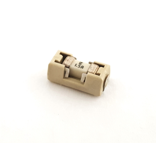 015401.5DR 1.5A Fast Acting Fuse and Holder Assembly Littelfuse®