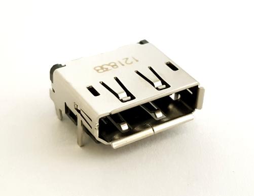 047272-0001 20 Pin SMT Display Port Connector Receptacle Molex®