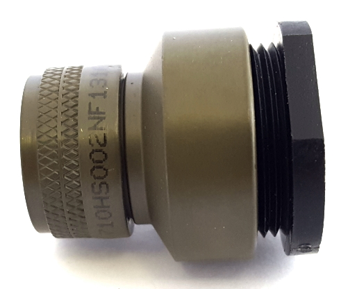 710HS002NF1312 Circular Connector Military Glenair®