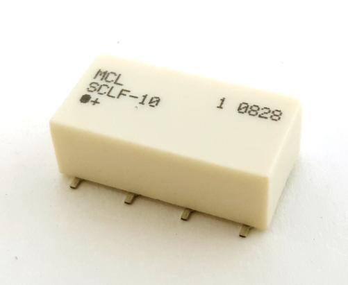 SCLF-10+ DC to 10MHz SMT Low Pass Filter Mini-Circuits®
