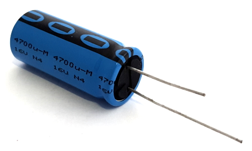 4700uF 16V Radial Electrolytic Capacitor Vishay®/BC Components® 2222-135-55472