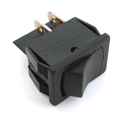 Miniature Rocker Switch 16A 125V 250VAC 8433-0289 SPC Technologies®