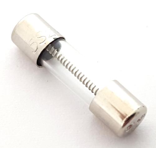 5S-250mA .25A 250V Slow Blow 5 x 20 Cartridge Fuse Sun Electric®