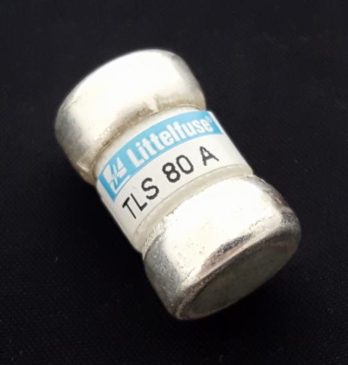 TLS80A 80A 170V Current Limiting Telecom Power Fuse Littelfuse®
