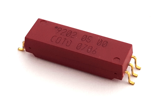 0.5A 5.0V Surface Mount Reed Relay Coto® 9202-05-00