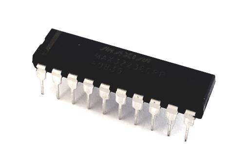 MAX3223ECPP+ Transceiver IC RS232 Interface Maxim®