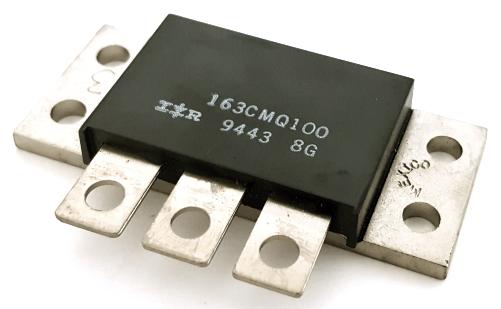 163CMQ100 160A 100V Schottky Diode International Rectifier