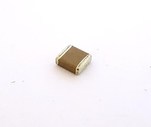 10uF 50V X5R SMT Monolithic Chip Capacitors Murata GRM55DR61H106KA88L