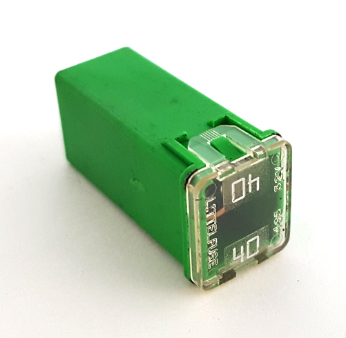0495040.Z 40A 32V JCase Automotive Cartridge Fuse Littelfuse