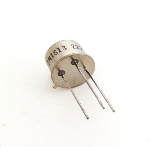 2N1613 50V Small Signal General Purpose Transistor Fairchild®