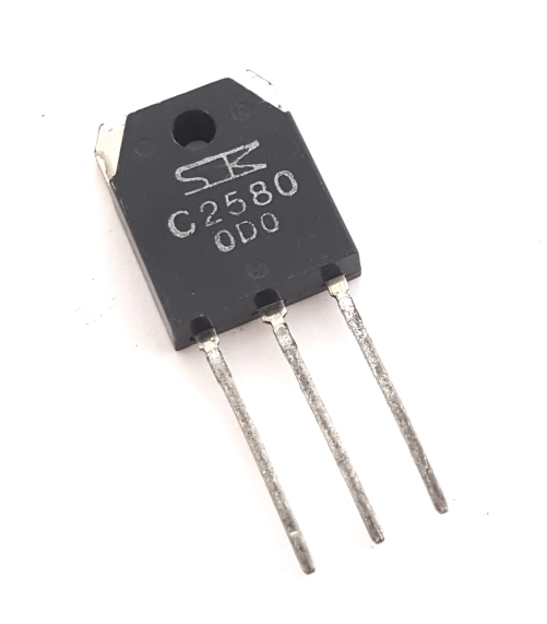 2SC2580 NPN Audio Power Amplifier Transistor Sanken
