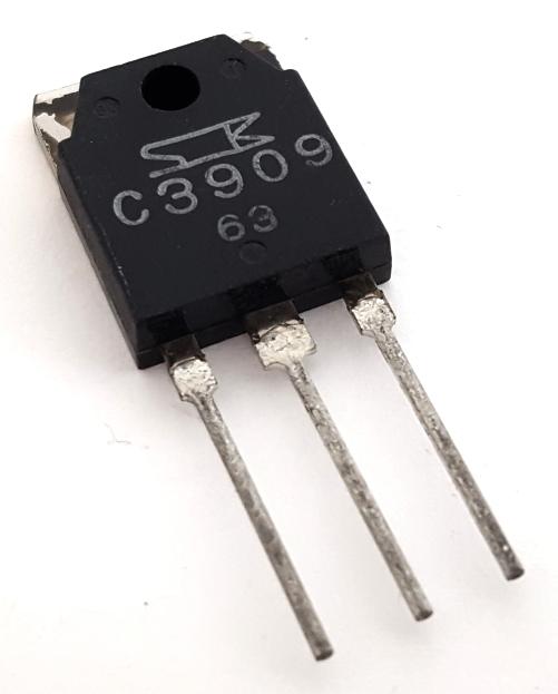 2SC3909 NPN Bipolar Transistor Sanken