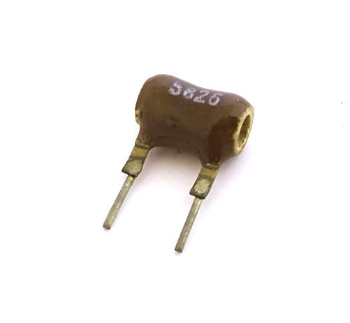 Power Wire Wound Resistor 3W 500 ohm Ohmite® R3J500