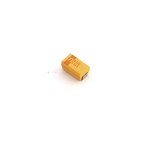 1.0uf 1uF 35V Surface Mount Tantalum Capacitor AVX® TAJM105M035R