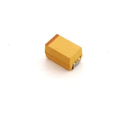 1.0uF 1uF 20V Surface Mount Tantalum Capacitor T491R105K020AT Kemet®