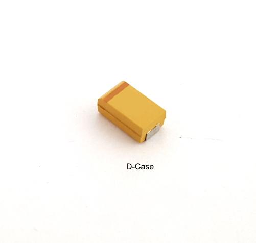 100uF 10V Surface Mount Tantalum Capacitor T495D107M010AS Kemet®