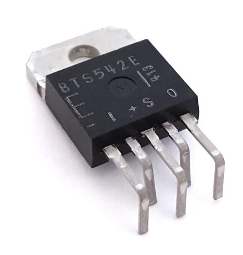 BTS542E Profet High Side Switch IC Siemens®