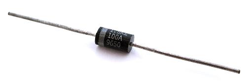 1N6295A 1.5KE100A 200A 85.5V TVS Zener Diode Mosorb
