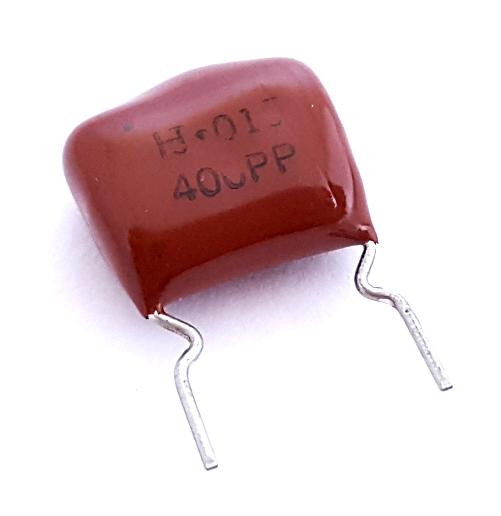 0.01uF 400V 5% .4 LS Radial Polypropylene  Film Capacitors
