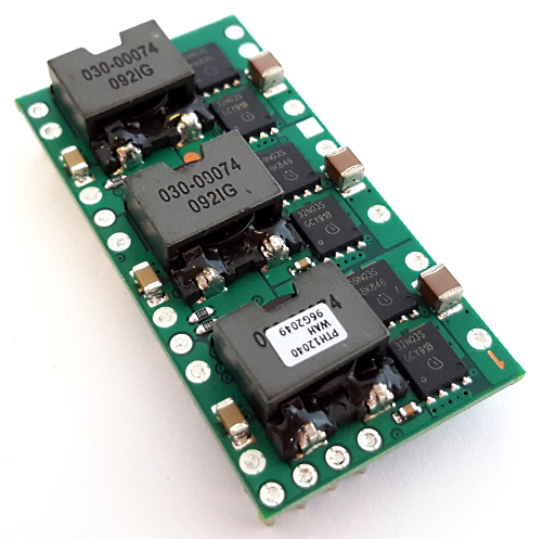PTH12040WAH DC DC Converter Adjustable Power Module 8 - 14V IN 50A OUT Texas Instruments®