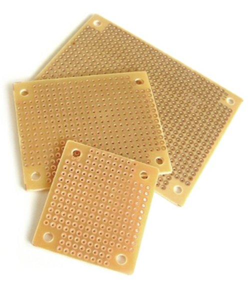 Solderable Perfboard Small Copper Pad Circuit Board West Florida