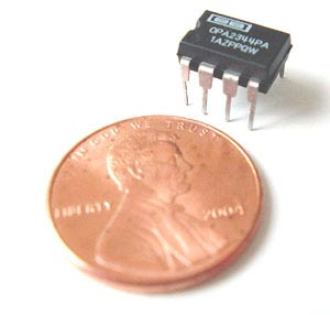 OPA2344PA OPA2344 PA Op Amp CMOS IC