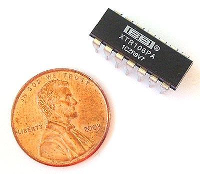 Texas Instruments® OP AMP IC  XTR106PA XTR106 PA