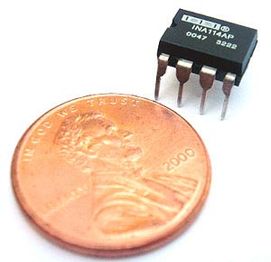 Texas Instruments® Op Amp  INA114AP INA114 AP