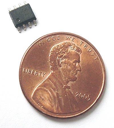 Texas Instruments OP AMP IC  OPA2680U OPA2680 U