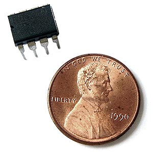 Texas Instruments® OP AMP IC  OPA2680P OPA2680 P