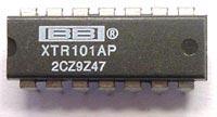 XTR101AP XTR101 AP 4-20mA Two-Wire Transmitter IC